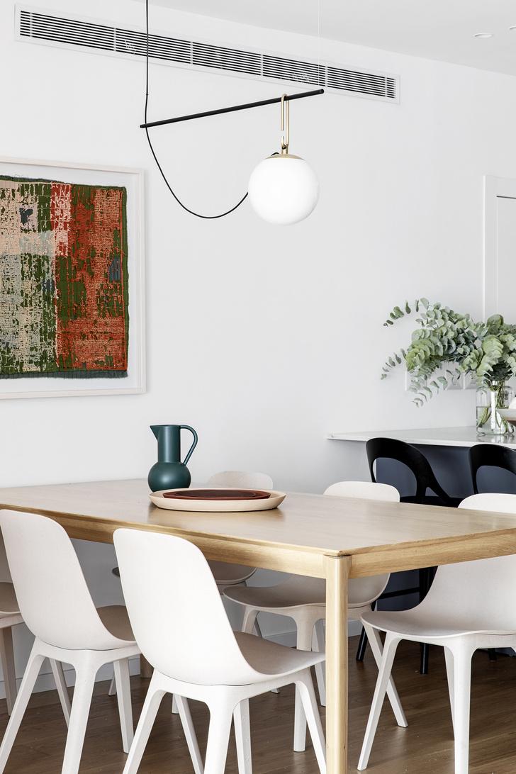 Фото №6 - Светлая квартира с яркими акцентами в Тель-Авиве
