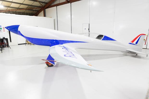 Фото №2 - Компания Rolls-Royce представила легкомоторный электрический самолёт