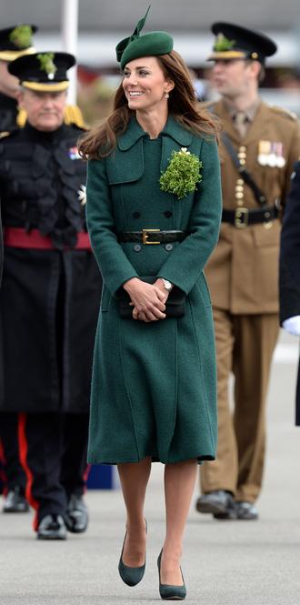 Фото №14 - Не дождетесь: герцогиня Кембриджская в отличном настроении
