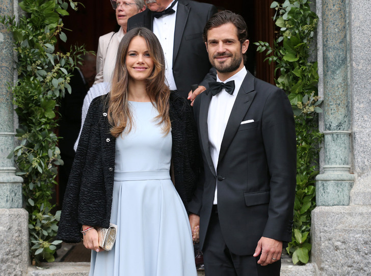Фото №5 - Минус один принц: как прошла королевская свадьба в Швейцарии