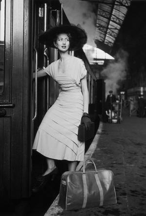 Фото №3 - Невероятная Ли Миллер: как знаменитая модель стала военным фотографом