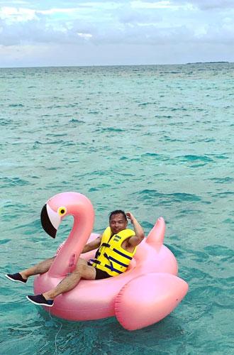 Фото №6 - Пять причин провести каникулы в отеле Joali на Мальдивах