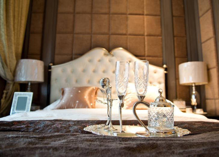 Фото №1 - Названы самые романтические отели мира