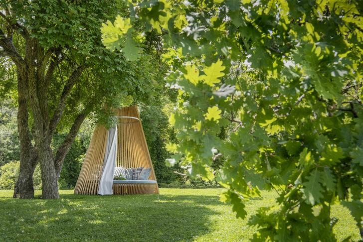 Фото №1 - Шопинг ELLE DECORATION: садовые объекты и outdoor декор