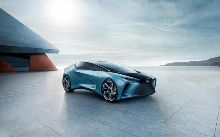 Фото №1 - Lexus раскрывает свои представления о будущем