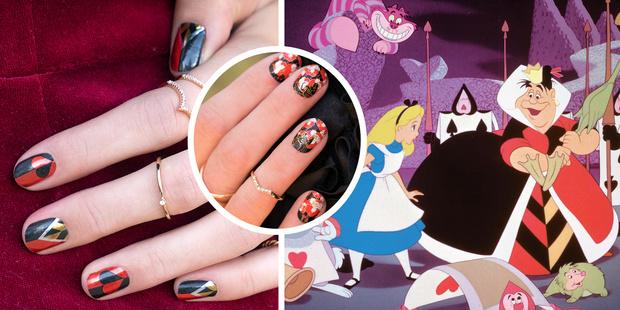 Фото №3 - 5 идей маникюра в стиле любимых мультфильмов Disney