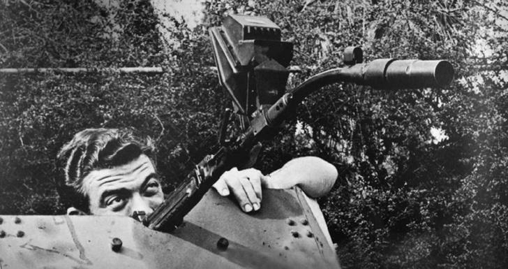 Фото №1 - «Холостой выстрел»— фиаско автомата, который стрелял из-за угла