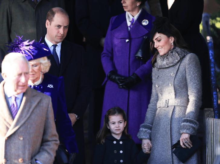 Фото №2 - «Стресс и отсутствие гармонии»: как изменился язык тела герцогини Кейт и принца Уильяма