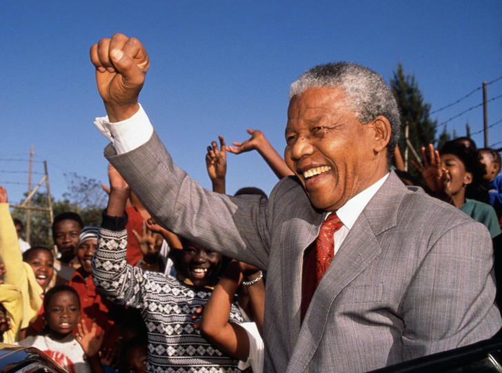 Фото №2 - Десять мыслей Нельсона Манделы о гуманизме