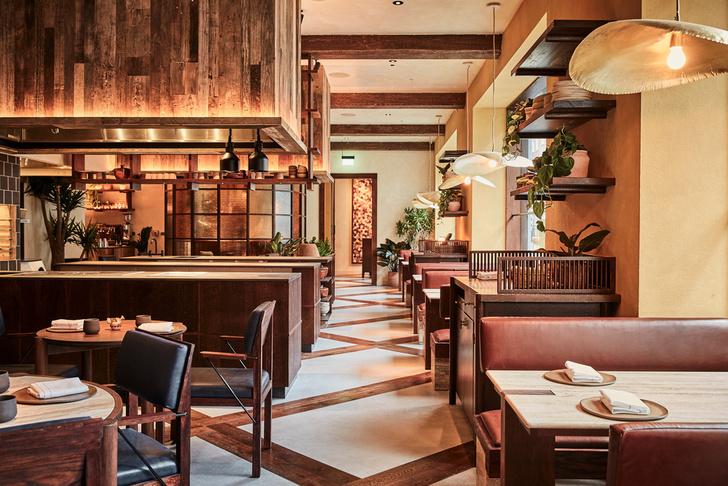 Фото №8 - Мексиканский ресторан в Лондоне по проекту A-nrd studio