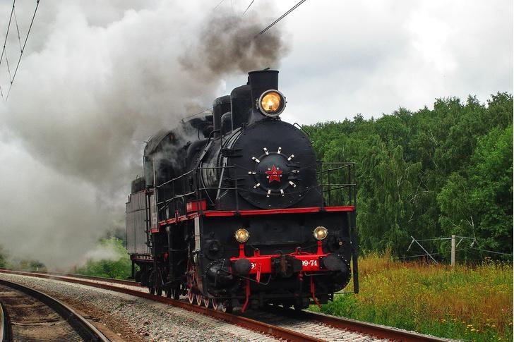 Фото №1 - Во Владимир приедут паровозы