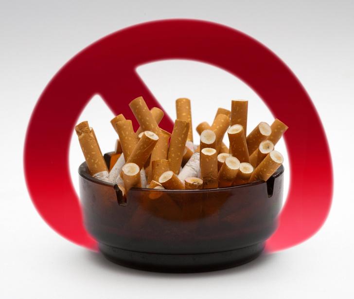 Фото №1 - Найден способ избавления от никотиновой зависимости