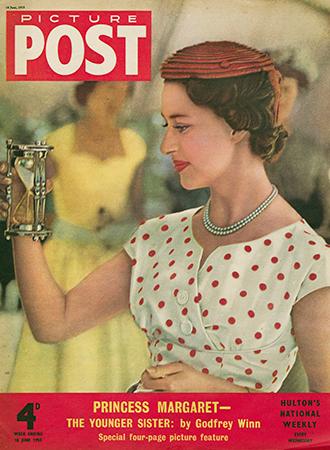 Фото №4 - Королевская свадьба #2: как выходила замуж «запасная» принцесса Маргарет
