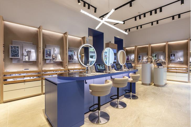 Фото №4 - В Москве открывается первый магазин Swarovski Crystal Studio
