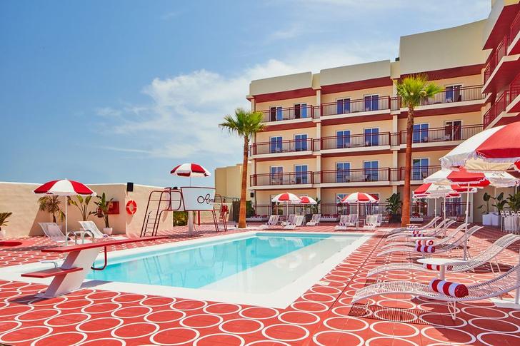 Фото №1 - Дикий Запад: отель Romeo's Motel & Diner на Ибице