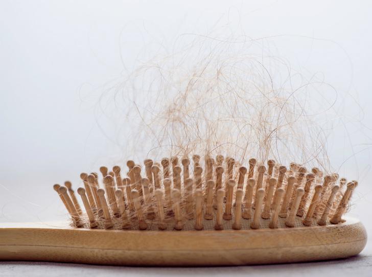 Фото №2 - Сколько волос вы теряете каждый день (и что с этим можно сделать)