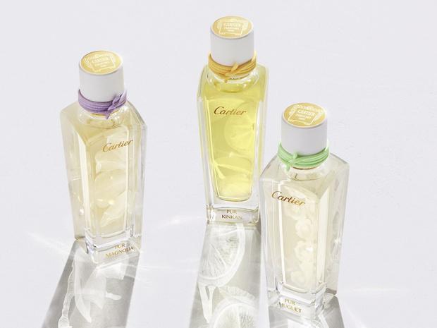Фото №1 - Аромат дня: Les Epures de Parfum от Cartier