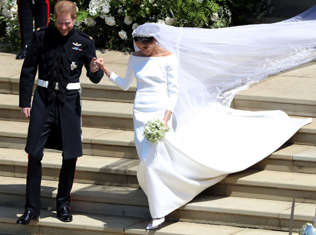 Фото №13 - Две невесты: Меган Маркл vs Кейт Миддлтон