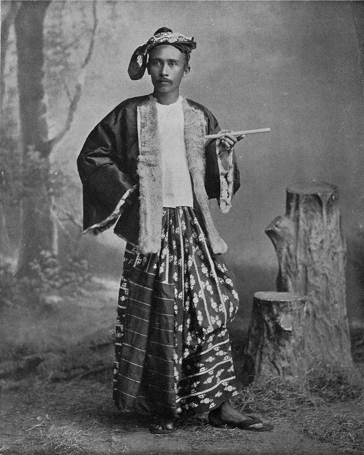 Фото №6 - Мужские юбки: 8 костюмов с историей