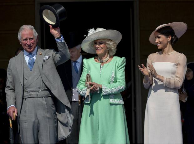 Фото №1 - Герцогиня-грубиянка: как Меган оскорбила принца Чарльза в его день рождения