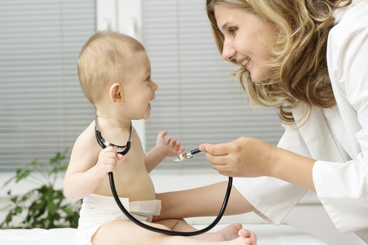 Как не заразиться от ребенка орви