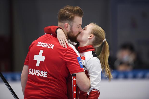 Фото №4 - Лед и пламя: в Дудинке прошел Международный турнир по керлингу Arctic Curling Cup 2021