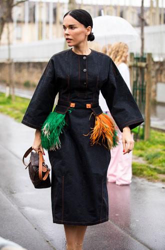 Фото №12 - С чем носить миди-юбки: 6 сочетаний, которые нужно попробовать