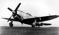Фото №106 - Сравнение скоростей всех серийных истребителей Второй Мировой войны