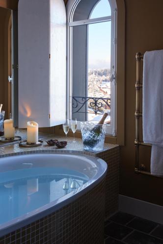 Фото №16 - Отель Grand Hôtel du Soleil d'Or: жемчужина Межева