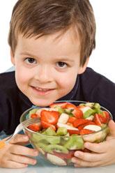 Фото №1 - Дети выбирают вегетарианство