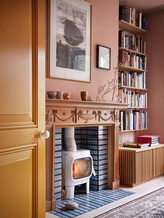 Фото №7 - Викторианский дом с террасой в Лондоне
