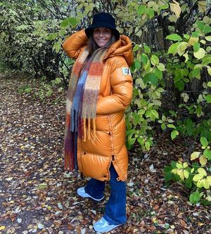 Фото №3 - Стильная зима: разбираемся, как правильно подобрать цвет шапки к пуховику