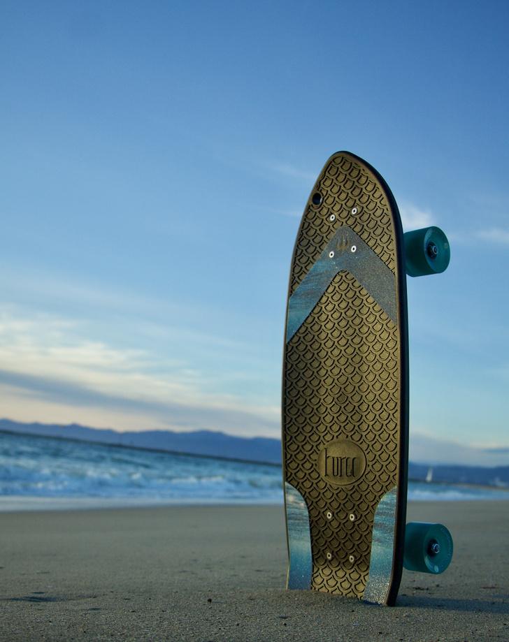 Фото №10 - Скейтборды из рыболовных сетей, мебель из нейлона и еще 12 объектов из переработанного пластика