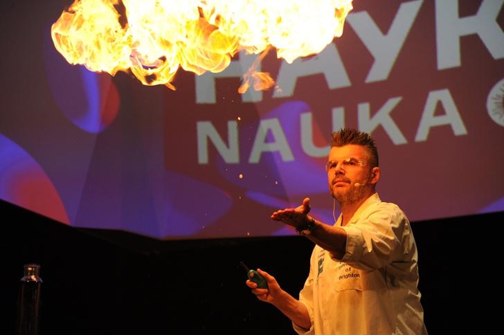 Фото №2 - В столице завершился XIV Московский фестиваль NAUKA 0+