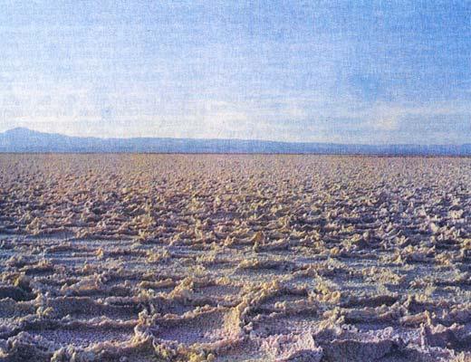 Фото №1 - Самая пустынная пустыня