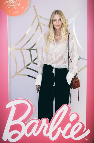Фото №11 - Презентация капсульной коллекции Charlotte Olympia x Barbie в Москве