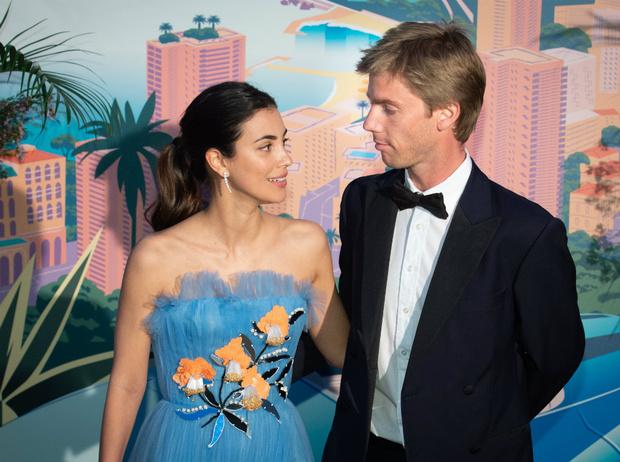 Фото №5 - Повод для радости: принц Кристиан Ганноверский и его жена ждут первенца