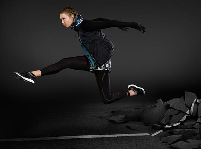 Фото №3 - Карли Клосс стала лицом коллекции Adidas by Stella McCartney