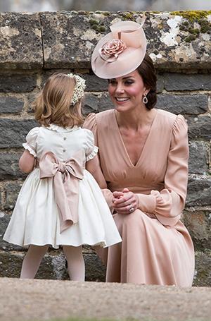 Фото №8 - Принцесса Шарлотта и принц Джордж на свадьбе Пиппы Миддлтон (фото)