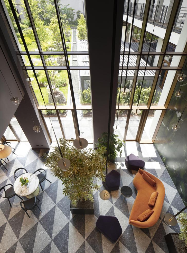 Фото №2 - Дизайнерский отель в Милане по проекту Vudafieri-Saverino Partners