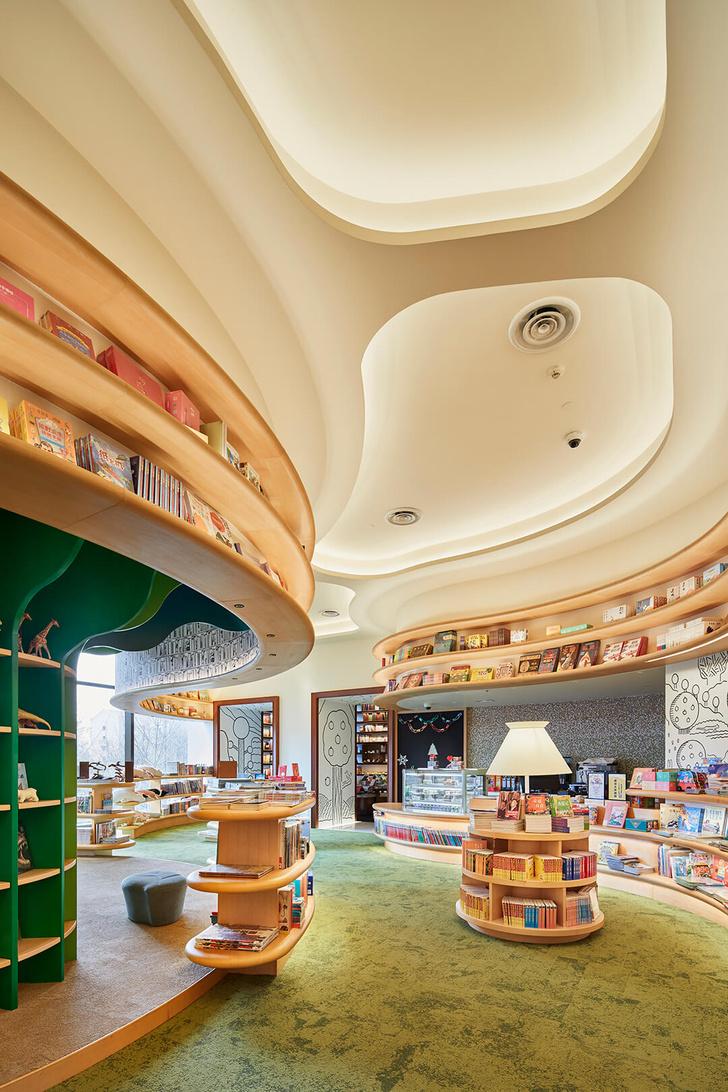 Фото №11 - Двухэтажный книжный магазин в Сиане