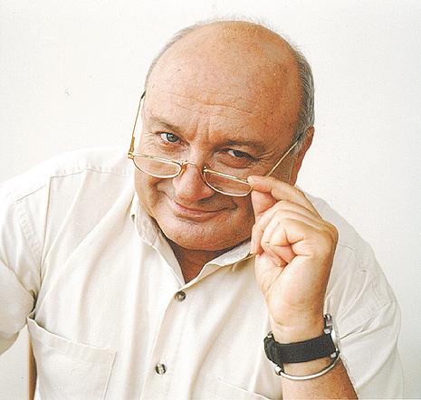 Михаил Жванецкий, юморист, фото