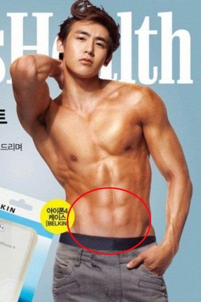 Фото №8 - 8 k-pop фейлов, когда ретушеры переборщили с фотошопом 😂