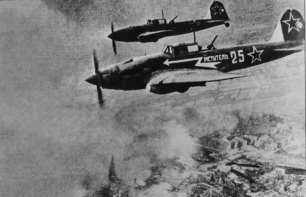 Фото №7 - Летающий танк или летающий гроб? 6 железных фактов о штурмовике Ил-2