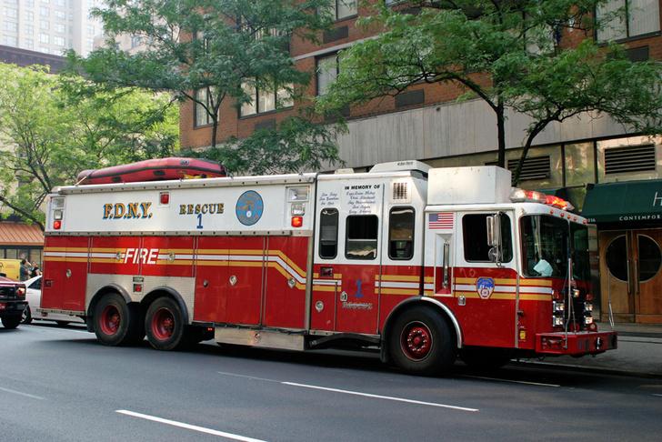 Фото №2 - Огненный тюнинг: как устроены американские пожарные машины