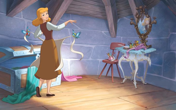 Фото №2 - Золушка на массе: в Disney придумали новый бодипозитивный образ легендарной сказочной героини
