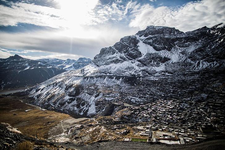 Фото №1 - В разреженном воздухе: 7 самых высокогорных населенных пунктов мира
