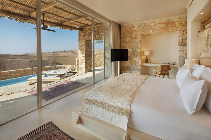 Фото №2 - Песчаный замок: отель в пустыне Негев