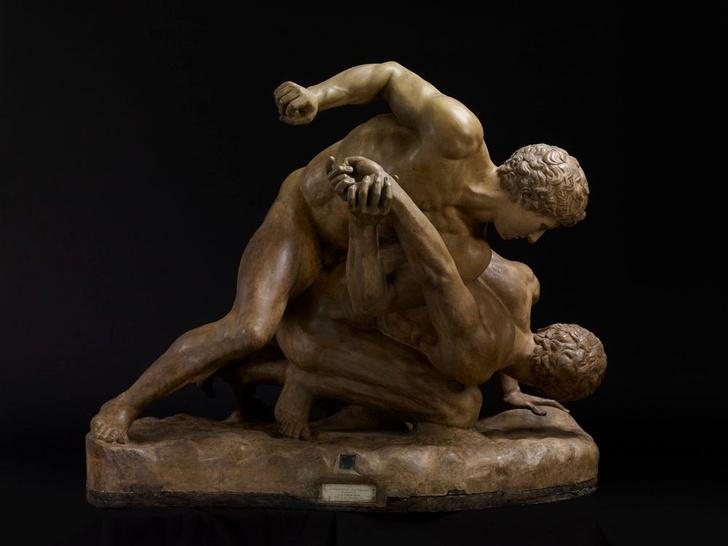 Фото №1 - Олимпийский борец, который выиграл бой после смерти
