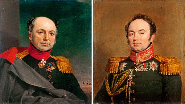 Фото №3 - Русская разведка в 1812 году